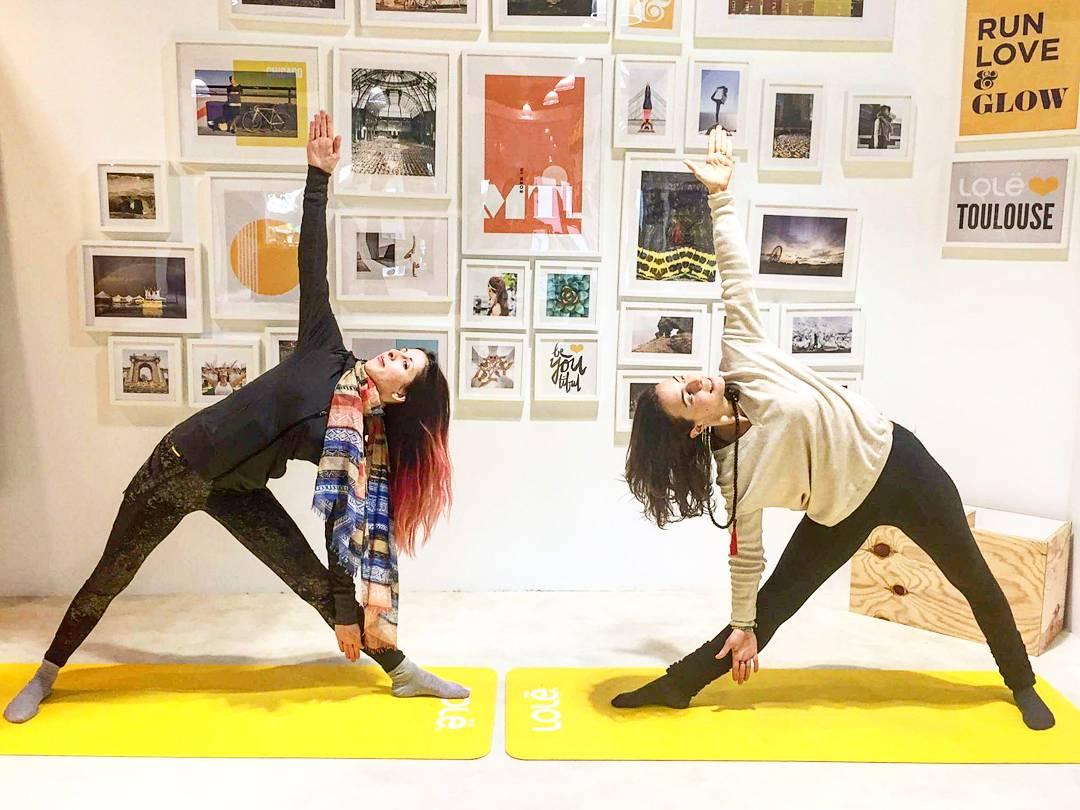 yoga partner toulouse